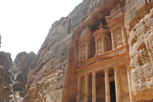 El Tesoro, Petra