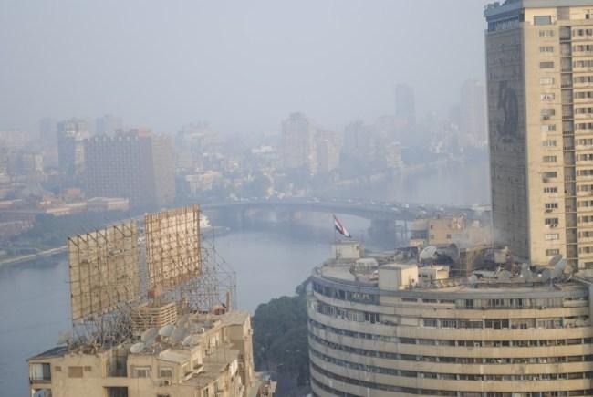 El Cairo y el Nilo