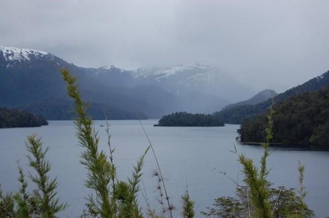 Los lagos del sur argentino