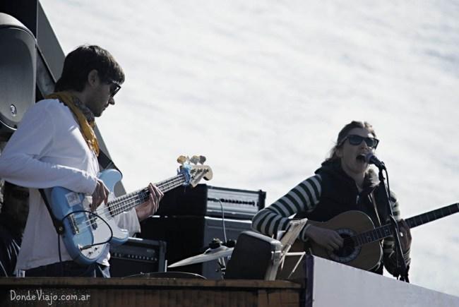 """Show en vivo en el parador """"El Cabo"""""""