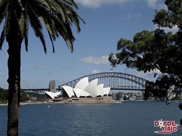 Ópera y Puente de la Bahía