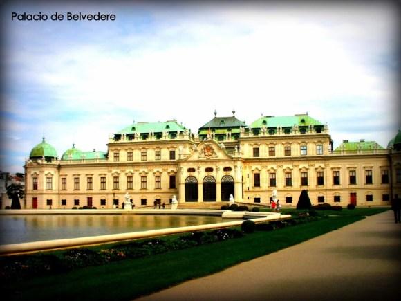 Palacio de Belvedere, Viena