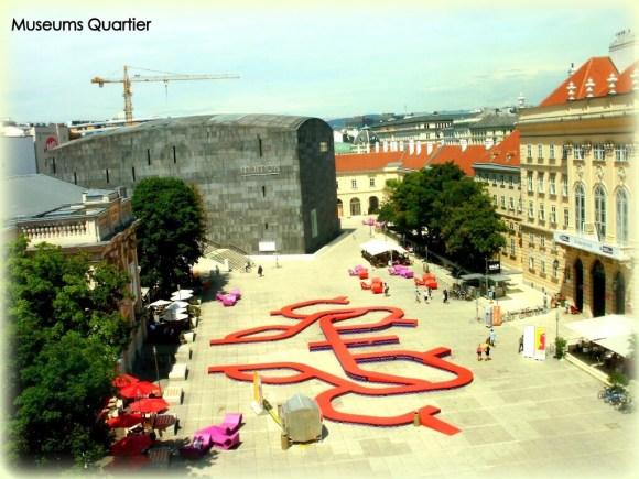 Museums Quartier, Viena