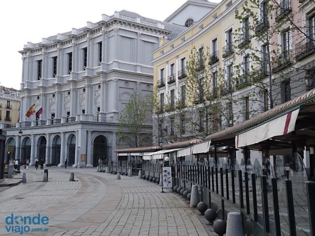Otro rincón de Madrid
