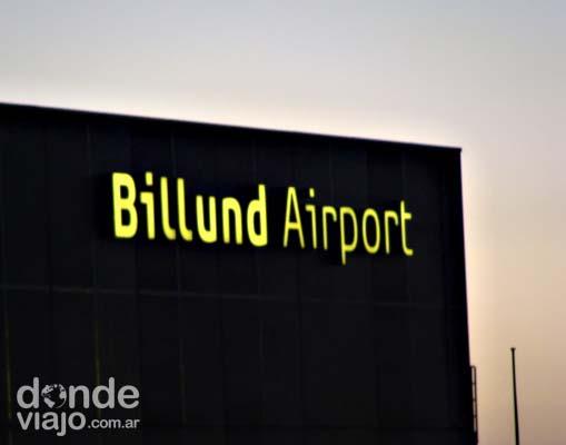 Aeropuerto de Billund, Dinamarca