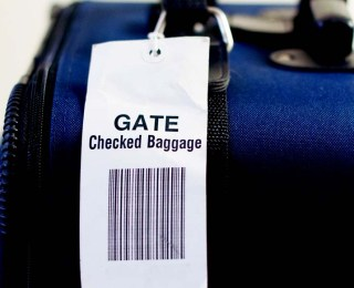 Imprimir sus propias etiquetas de equipaje