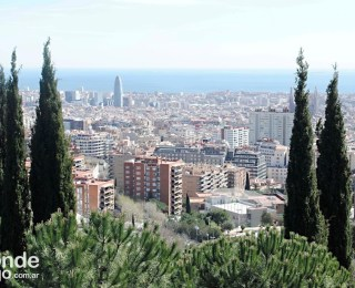 Viaje obligado a Barcelona