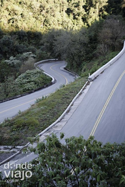 Camino a Tafí del Valle