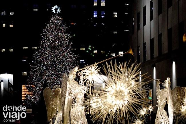 Rockefeller en navidad