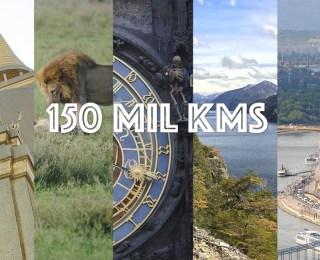 150 mil KMs en un año