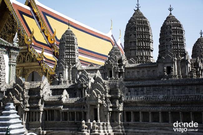 Maqueta Angkor Wat