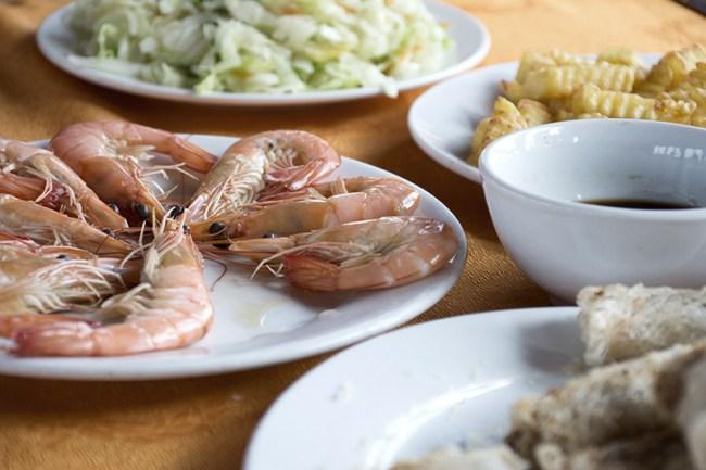 Almuerzo en Halong Bay