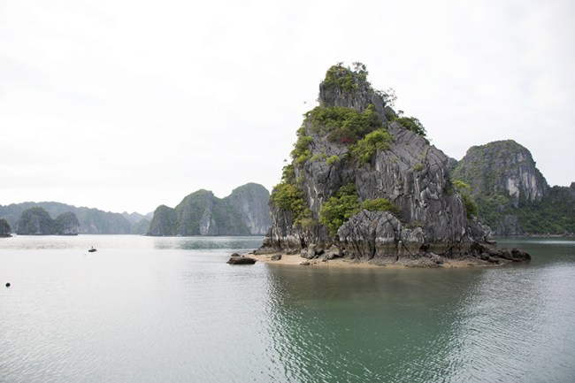 Recorriendo Halong Bay