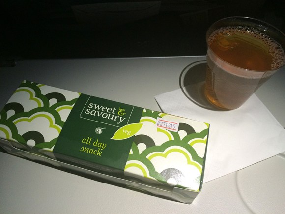 Snack de Qatar Airways