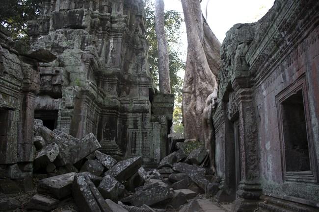 Por el interior de los templos