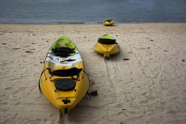 Alquiler de kayaks en Ko Phi Phi