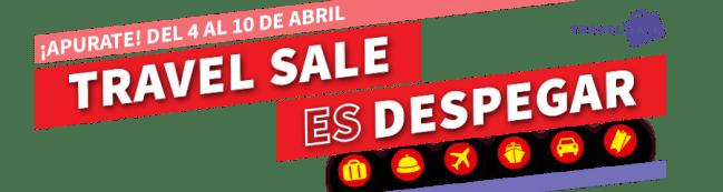 Travel Sale despegar.com
