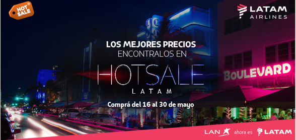 Hot Sale LATAM 2016