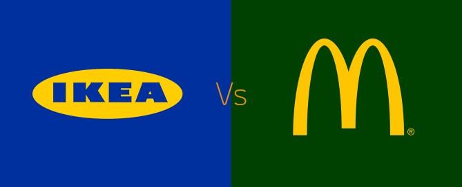Don Diseño - Ikea frente a mcdonalds - Parecido razonable en el diseño de servicios - 01 - ikea vs mcdonalds - cabecera-1900x760