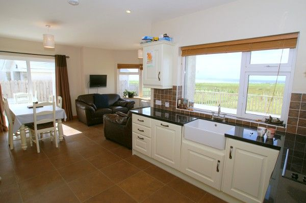 small living room tv fireplace whats a good color for beach house - kildoney rossnowlagh: self catering ...