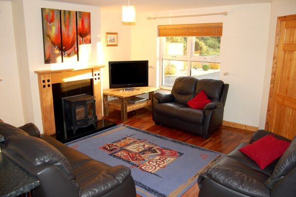 cottage style kitchen chairs wayfair chaise lounge cove - rathmullan: self catering in donegal, ireland