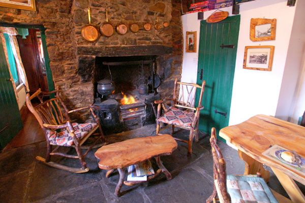 Granny Kates Cottage  Ardara Self Catering Cottage in
