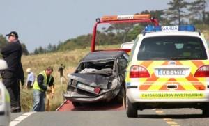 Gaoth Dobhair crash 2