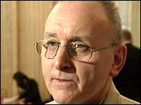 The late Denis Donaldson