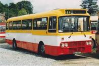 The Lough Swilly bus is no more.