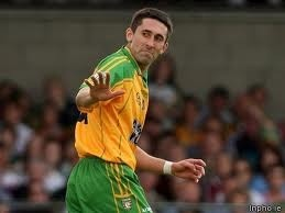Kavanagh in the gold and green of Donegal