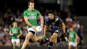 Michael Murphy will captain Ireland Down Under for the forthcoming International Rules Series.