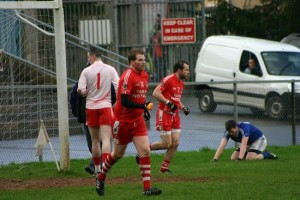 Killybegs earned a draw against Gaoth Dobhair thanks to a late score from Brendan McGuire.