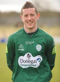 Ciaran Gallagher has resigned for Harps.