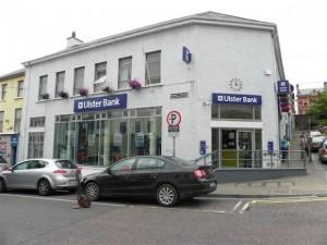 Ulster Bank in Letterkenny