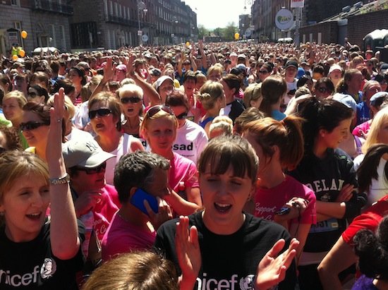 Organisers are hoping the Donegal marathon will get big numbers.