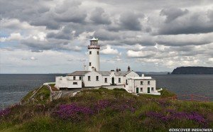Fanad Lighthouse is at the centre of a major rescue operation.