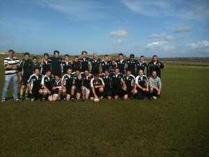 Tir Chonaill RFC were hugely impressive in their win over Limavady at the weekend.