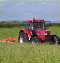 Farmers are being encouraged to label machinery.