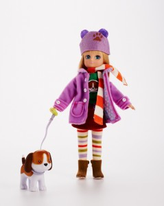 The new Lottie doll is seen as a safe doll for Donegal children