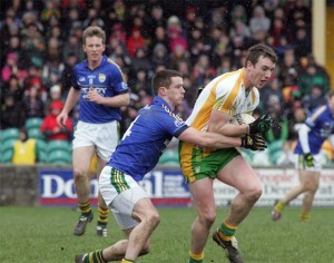 Donegal play Kerry on Sunday