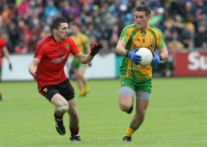 Declan Walsh has left the Donegal Senior panel.