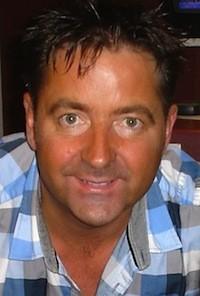 Highland Radio managing director Shaun Doherty.