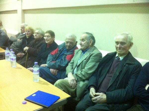 Some of the elderly people attacked in their own homes.