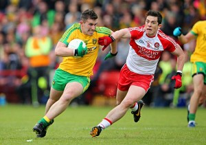 Paddy McBrearty wants to nail down a regular starting spot under new Donegal manager Rory Gallagher.
