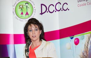 Donegal County Childcare.   Photo:- Clive Wasson