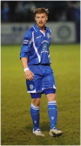 Keith Cowan has enjoyed a fine season so far for Harps, and reaches a personal milestone this weekend, when he lines out for the 100th time for the club.