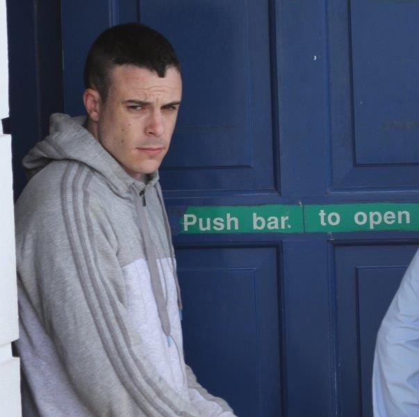 Jailed: McMenamin