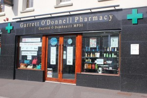 Shop front 1