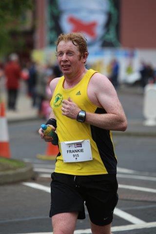 Walled City Marathon 150