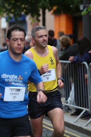 Walled City Marathon 154